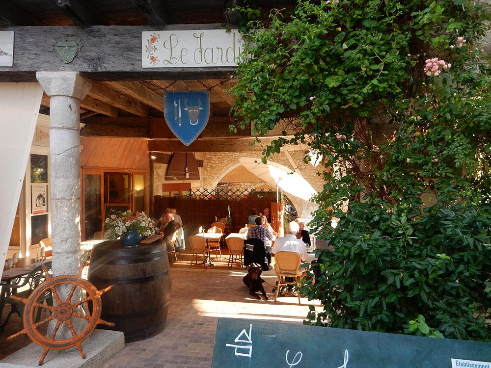 Restaurant traditionnel sud ouest 47 le jardin for Le jardin haguenau restaurant