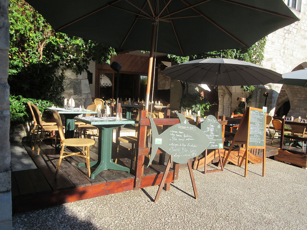Restaurant avec jardin toulouse for Cafe jardin menu